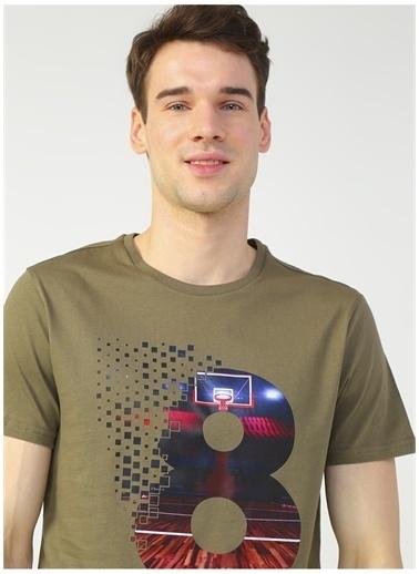 Fabrika Sports Fabrika Haki T-Shirt Haki